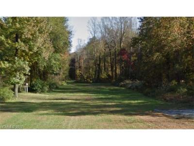 Fletcher Residential Lots & Land For Sale: 99999 Old Hendersonville Road