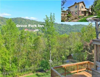 Asheville Single Family Home For Sale: 93 Horizon Hill Road