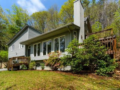 Asheville Single Family Home Under Contract-Show: 27 Mann Road
