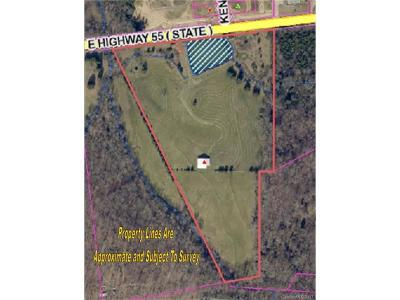 Residential Lots & Land For Sale: 5471 Hwy 55 Highway