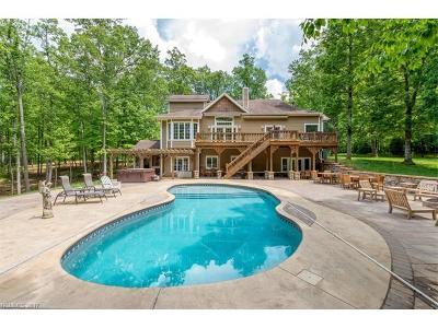 Fletcher Single Family Home For Sale: 320 Bradenton Knoll