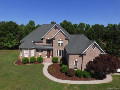 Indian Trail Single Family Home Under Contract-Show: 8837 Indian Trail Fairview Road