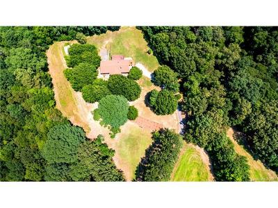 Marshville Single Family Home For Sale: 7718 Pleasant Hill Church Road