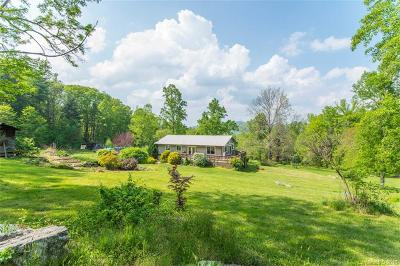 Fletcher Single Family Home For Sale: 542 Duncan Creek Road