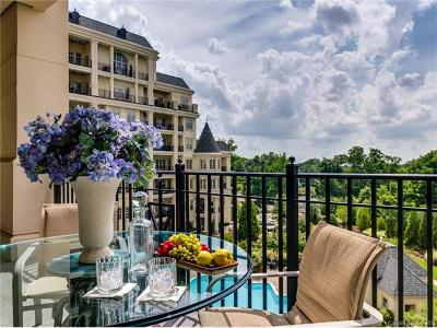 Charlotte Condo/Townhouse For Sale: 2823 Providence Road #343