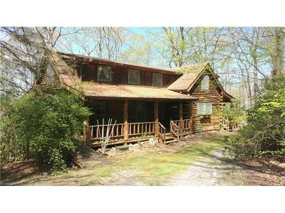 Lake Toxaway Single Family Home For Sale: 791 Rocky Mountain Road #5 &