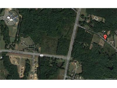 Weddington Residential Lots & Land For Sale: Old Mill Road
