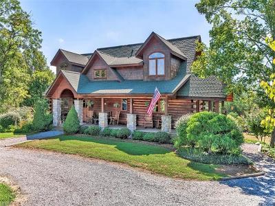Hendersonville Single Family Home For Sale: 105 Hobby Horse Lane