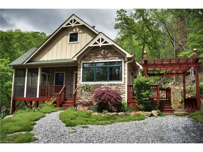 Lake Lure Single Family Home For Sale: 177 N Chase Lane #1