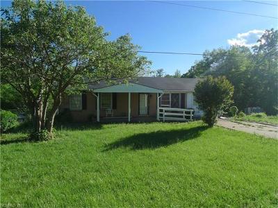 Caldwell County, Alexander County, Watauga County, Ashe County, Avery County, Burke County Single Family Home For Sale: 3871 Nc 126