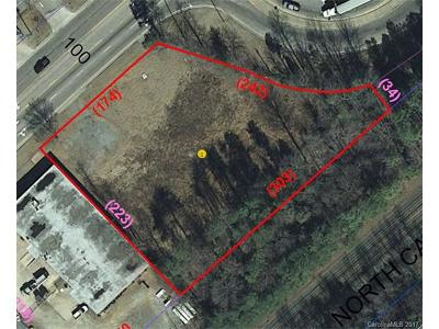 Residential Lots & Land For Sale: 2201 S Main Street