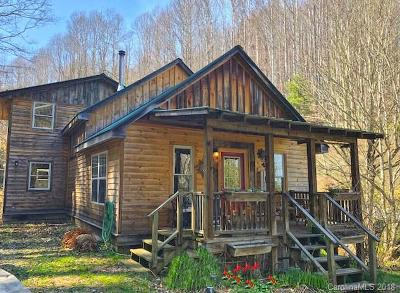 Hot Springs Single Family Home Under Contract-Show: 1863 Poplar Gap Road