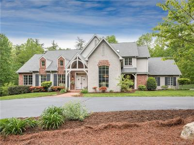 Hendersonville Single Family Home Under Contract-Show: 19 Excalibur Court