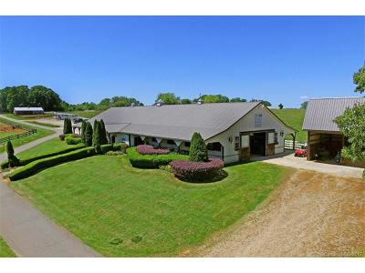 Mooresville Single Family Home For Sale: 3075 Jackson Road