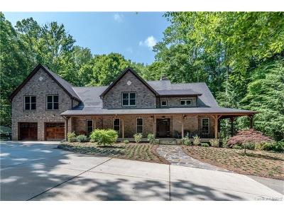 Matthews Single Family Home For Sale: 1630 Reverdy Lane