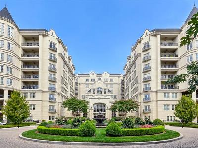 Charlotte Condo/Townhouse For Sale: 2823 Providence Road #264