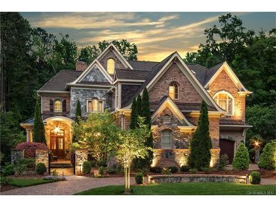Matthews Single Family Home For Sale: 9006 Pine Laurel Drive