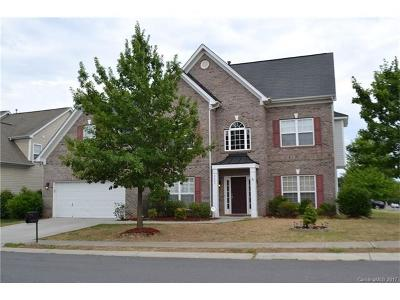 Indian Trail NC Single Family Home For Sale: $345,000
