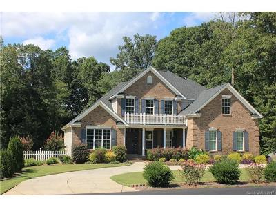 Mooresville NC Single Family Home For Sale: $348,000