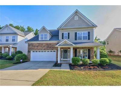 Stallings Single Family Home For Sale: 1227 Mountain Laurel Court