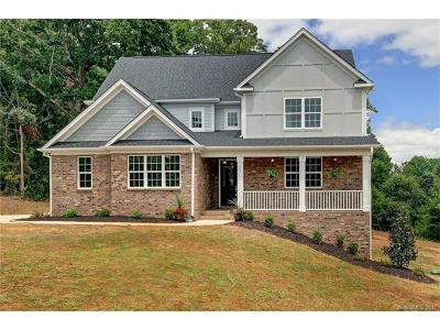 Mooresville Single Family Home For Sale: 155 Pine Mist Drive