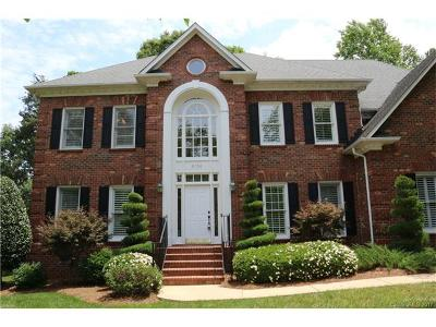 Charlotte NC Single Family Home For Sale: $499,900