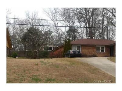 Gaston County Single Family Home For Sale: 2634 Lakewood Drive #24