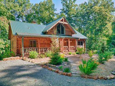 Waynesville Single Family Home For Sale: 1166 Old Country Road