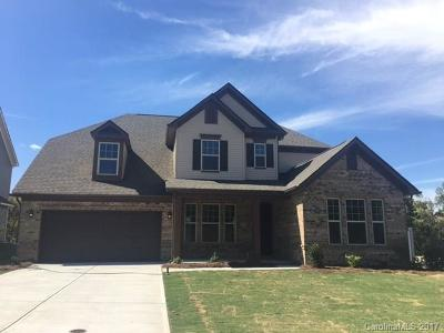 Cabarrus County Single Family Home For Sale: 437 Hunton Forest Drive NW #78