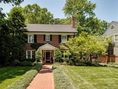 Dilworth Single Family Home For Sale: 2018 Dilworth Road W
