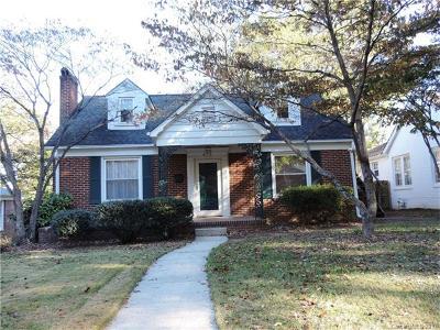 Charlotte Single Family Home For Sale: 2118 Winter Street