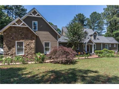 Waxhaw Single Family Home For Sale: 3332 Collins Road