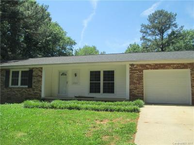 Shelby NC Single Family Home For Sale: $139,000
