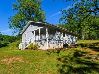 Mill Spring Single Family Home For Sale: 1270 Rock Springs Road