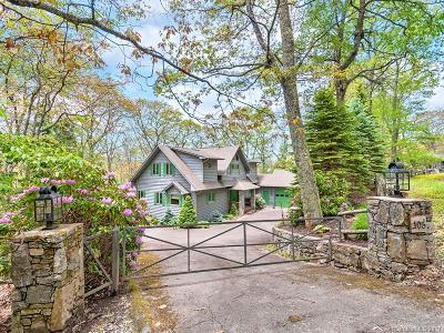 Haywood County Single Family Home Under Contract-Show: 105 Saddle Ridge Drive
