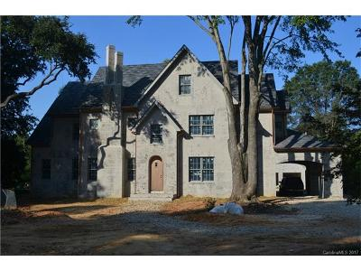 Foxcroft Single Family Home For Sale: 3912 Arbor Way
