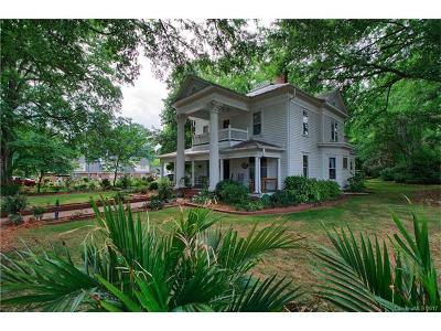Cherryville Single Family Home For Sale: 214 W Academy Street