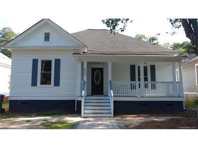 Rock Hill Single Family Home For Sale: 635 Izard Street
