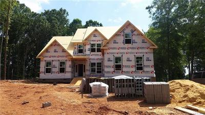 Weddington Single Family Home Under Contract-Show: 5112 Laurel Grove Lane