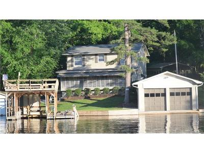 Single Family Home For Sale: 814 Lake Forest Drive #22
