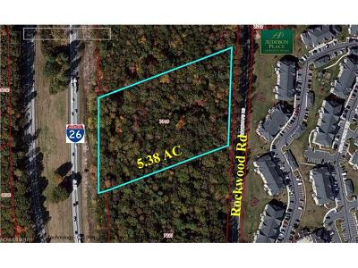 Arden Residential Lots & Land For Sale: 9999 Rockwood Road