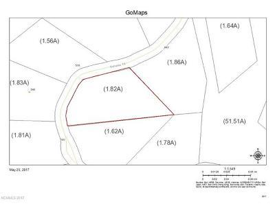 Hendersonville Residential Lots & Land For Sale: 8 Sahalee Trail #8