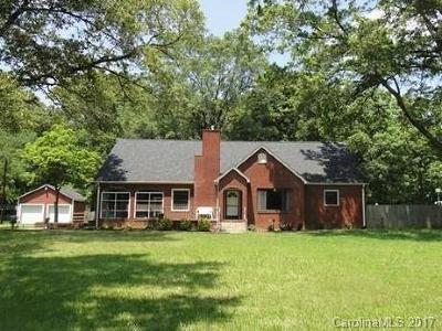 Cabarrus County Single Family Home For Sale: 4901 Nc Hwy 24/27 Highway