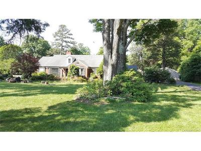 Charlotte Single Family Home For Sale: 4600 Providence Road