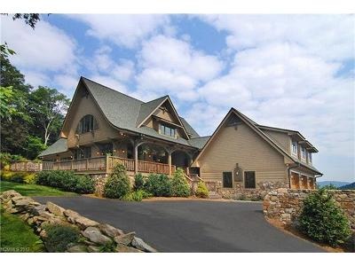 Watauga County Single Family Home For Sale: 1806 Auborn Trivette Road