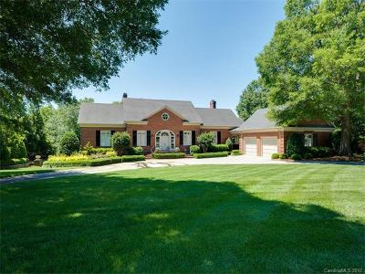 Charlotte , Mt Holly, Belmont, Lake Wylie, Clover Single Family Home For Sale: 5430 Challisford Lane