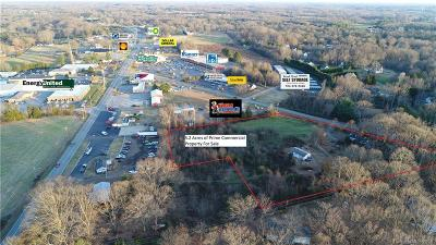 Statesville Residential Lots & Land For Sale: 3421 E Broad Street