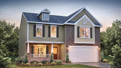 Cabarrus County Single Family Home For Sale: 1418 Kent Downs Avenue SW #Lot 47