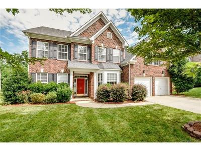 Mooresville Single Family Home For Sale: 198 Montibello Drive #27