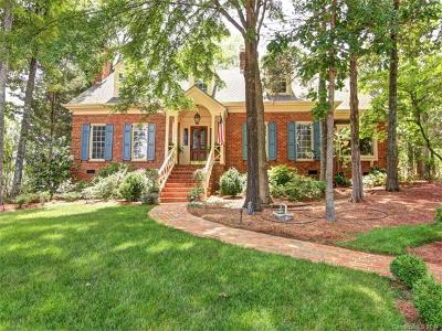 Charlotte Single Family Home For Sale: 7006 Whitemarsh Court